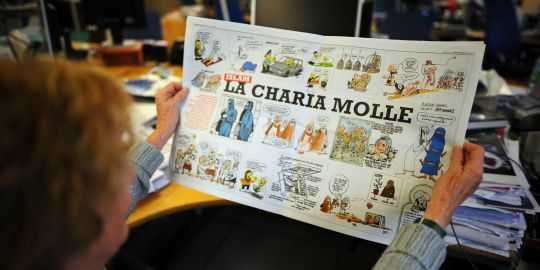 Charlie Hebdo | Caroline Fourest